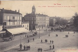 Le Tarn Albi, Esplanade Du Vigan Et Hotel Des Postes (pk57428) - Albi