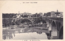 Le Tarn Albi, Le Nouveau Pont (pk57429) - Albi