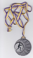 MEDAILLE TENNIS 24H RTC ATH 2-3 AOUT 1997 - Kleding, Souvenirs & Andere