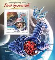 Sierra Leone 2015   First Spacewalk(Alexey Leonov - Sierra Leone (1961-...)