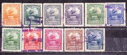 Venezuela 1940/47-Posta Aerea      Serie Non Completa Sata - Venezuela