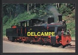 DD / LE CHEMIN DE FER FORESTIER D' ABRESCHWILLER (57) : LOCOMOTIVE 030 JUNG (1944) - Trains