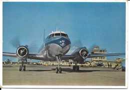 POSTKAART  NEDERLAND KLM (convair Liner 240 ) - Autres