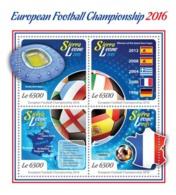 Sierra Leone 2015  European Football Championship 2016 - Sierra Leone (1961-...)