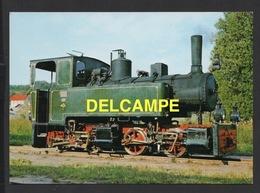 DD / LE CHEMIN DE FER FORESTIER D' ABRESCHWILLER (57) : LOCOMOTIVE MALLET 02 + 20 HEILBRONN 1911 - Trains
