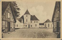 61-636 Denmark Dänemark Avernoes Sent To Germany From Ebberup 1934 - Danemark