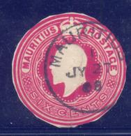 Mauritius (Maurice) Cutout - Maurice (1968-...)
