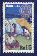 Mauritius (Maurice) Scouting R15 - Maurice (1968-...)