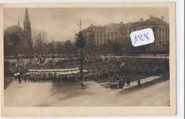 CPA -19296-Slovenie -Manifestation à Identifier Et à Localiser -Envoi Gratuit - Slovénie