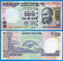 INDIA 2012 100 RUPEES UNC NOTE NEW GEM UNC 100 RS NOTE - Inde