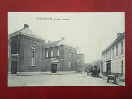 Waregem - Waereghem    Klooster - Couvent      ( 2scans ) - Waregem