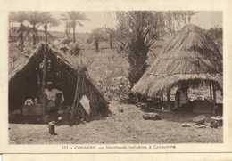 CONAKRY  Marchands Indigènes à Camayenne RV - Guinée Française