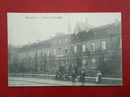 Waregem - Waereghem    Hospice St. Joseph     ( 2scans ) - Waregem