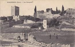 Sommières, Gard, Les Remparts (pk57447) - Sommières