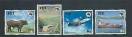 Fiji 1984 Ausipex Set 4 MNH - Fiji (1970-...)