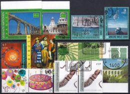 UNO WIEN Gestempeltes Lot O Used - Briefmarken