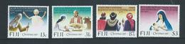 Fiji 1997 Christmas Set 4 MNH - Fidji (1970-...)