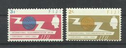 FIJI   YVERT  190/91     MNH  ** - Fiji (...-1970)
