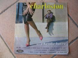 """33 Tours 25 Cm - CLAUDE LUTER  -  VOGUE 415  """" CHARLESTON """" +  9 - Autres - Musique Française"""