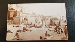 Resort. Relaxation. Beach. Strand - Atener WESSELY Grado. - Cartes Postales