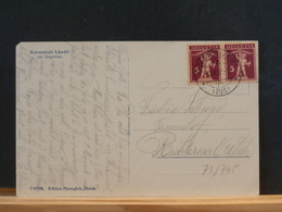 83/745    CP SUISSE 1931 - Lettres & Documents