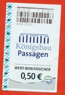 Germany  2015. City Konigsbau. - Europe