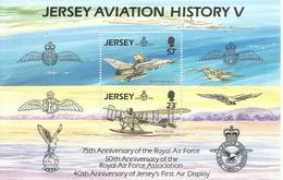 JERSEY   YVERT  H/B 7     MNH  ** - Jersey