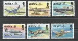 JERSEY   YVERT   609/14      MNH  ** - Jersey