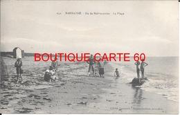 85 - BARBATRE - ILE DE NOIRMOUTIER - LA PLAGE - Ile De Noirmoutier