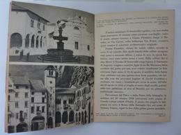 """Piccola Guida """"VITTORIO VENETO"""" E.N.I.T.  1954 - Dépliants Touristiques"""