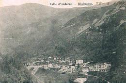 RIALMOSSO  - VALLE D'ADORNO  - 1907 - Biella