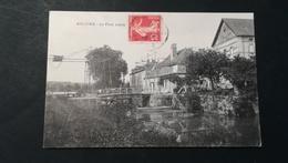 51 - AGLURE - LE PONT LEVIS - France