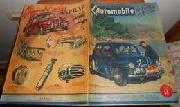 L' Automobile. Mars 1949. 19 ème Rallye De Monte Carlo. - Auto/Motor