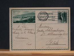83/764 CP SUISSE  ILLUSTREE 1931 - Interi Postali