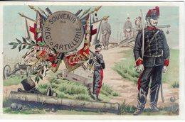 Souvenir Du ... Regt D'artillerie - Régiments