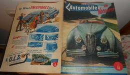 L' Automobile. Juin 1949. La Dyna Panhard. - Auto/Moto