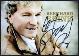 C3644 - TOP Orig. Bernhard Brink -  Autogramm Autogrammkarte Autograph - Autographes
