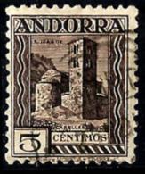 Andorra Española Nº 29 En Usado - Andorra Española