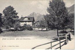 Suisse. Flühli Bei Sachseln. Blick Nach Stanserhorn - LU Lucerne