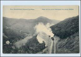 M537/ Hunsrückbahn Boppard - Castellaun AK Eisenbahn Ca.1910 - Railway