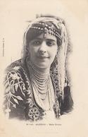 CPA - ALGÉRIE - BELLE FATMA - Algérie