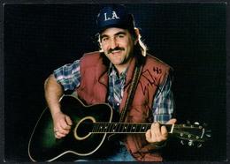C3645 - TOP Orig. L.A. & Friends C/o Lutz Adam -  Autogramm Autogrammkarte Autograph - Country - Autographes