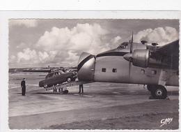 Cpa -aviation-silver City-pas Sur Delc.-embarquement D'une Voiture A Le Touquet Paris Plage (62)-edi Artaud N°60 - 1946-....: Ere Moderne