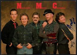 C3647 - TOP Orig. Nashville Music Company -  Autogramm Autogrammkarte Autograph - Country - Autographes