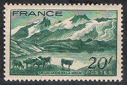 FRANCE : N° 582 ** (Paysage Du Dauphiné) - PRIX FIXE : 1/3 De La Cote - - Nuovi