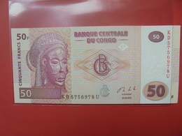 CONGO 50 FRANCS 2013 PEU CIRCULER/NEUF - Congo
