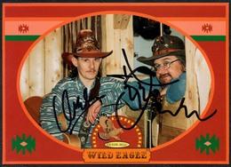 C3652 - TOP Orig. Wild Eagle -  Autogramm Autogrammkarte Autograph - Country - Autogramme & Autographen