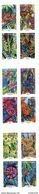 Carnet N° 1300, Fleurs à Foison , Lettre Prioritaire - Carnets