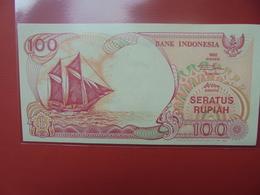 INDONESIE 100 RUPIAH 1992 PEU CIRCULER/NEUF - Indonésie