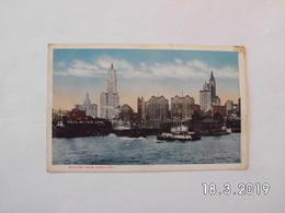 New York. - Skyline. - New York City
